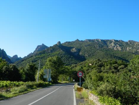 climbing pyrenees