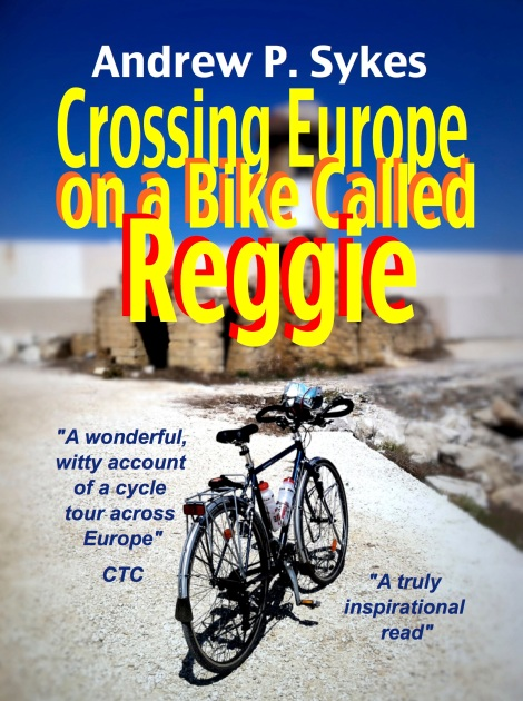 Good Vibrations Review crossing europe on a bike called reggie