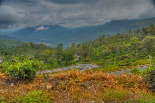 alex Alexs Alex's Cycle A superb cycling road near Kandy, Sri Lanka
