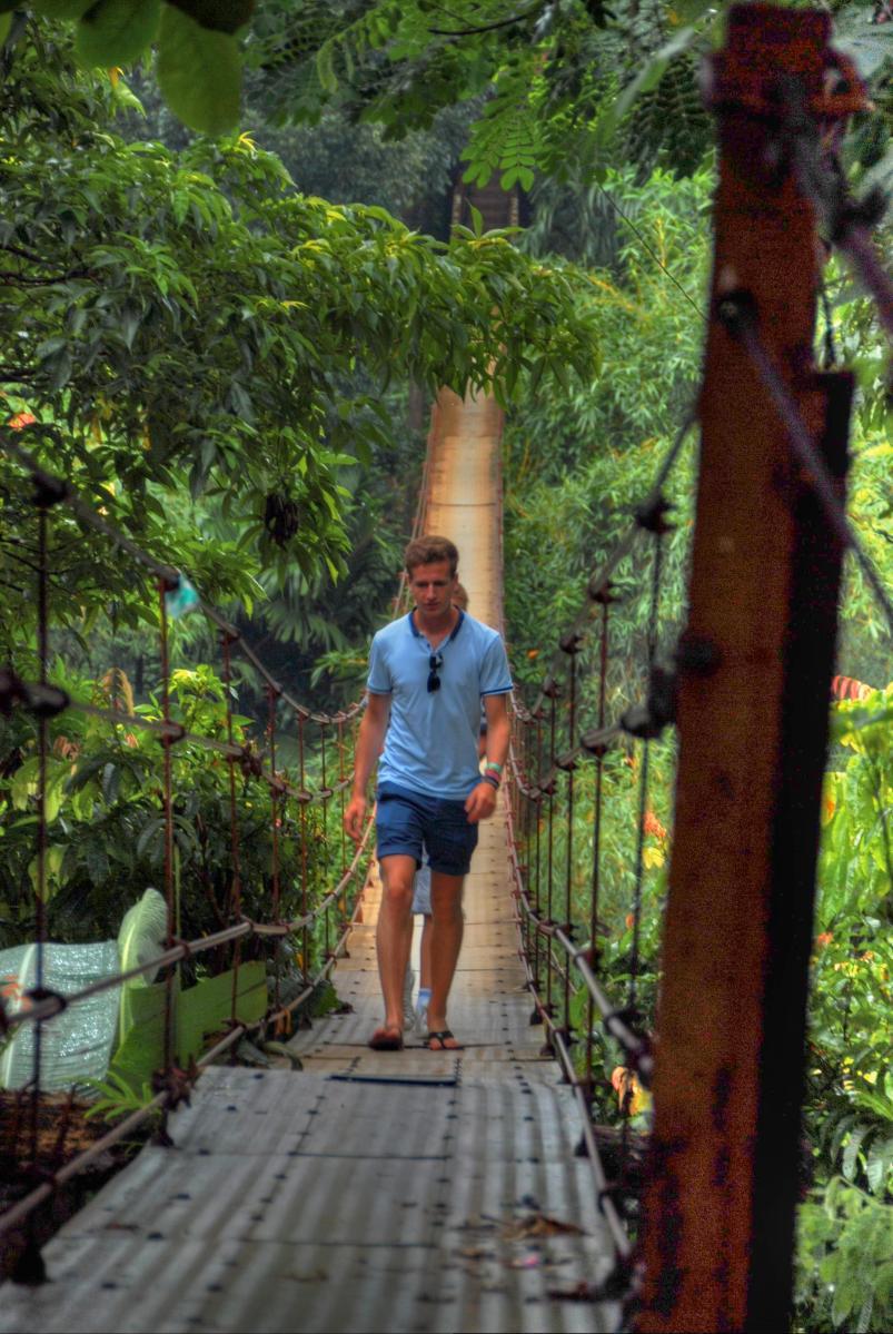 alex Alexs Alex's Cycle Hiking in the hills sri lanka