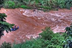 alex Alexs Alex's Cycle White water rafting, Sri Lanka