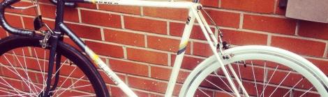 alex Alexs Alex's Cycle Raleigh fixie build bike bicycle project