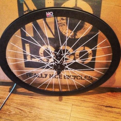 No Logo wheels fixie fixed gear single speed