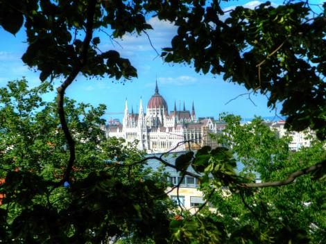 Hungarian Parliament Building, Budapest Alex's Cycle