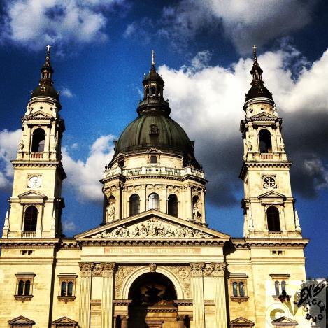 St. Stephan's Basilica, Budapest Alexs Cycle