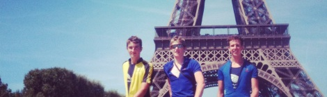 Eiffel Tower Paris Cycling Cycle Tour